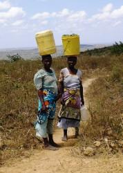 Vrouwen in Kenya