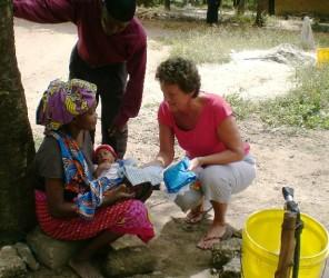 vrouwen in Kenya 4