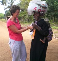 vrouwen in Kenya (2)