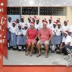 33381 Kerstkaart Voort in Kenya 2020